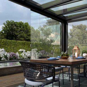 Pallazzo sQope terrasoverkapping tuinkamer INVIGO PRO glazen schuifwand inzetfoto 500x500 1